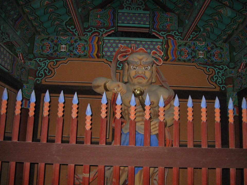 Josef-Schoop-Korea-Tempelanlage